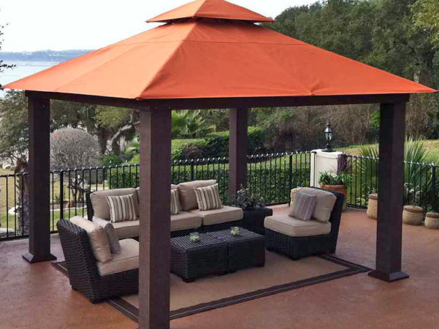 Stand Alone Patio Covers