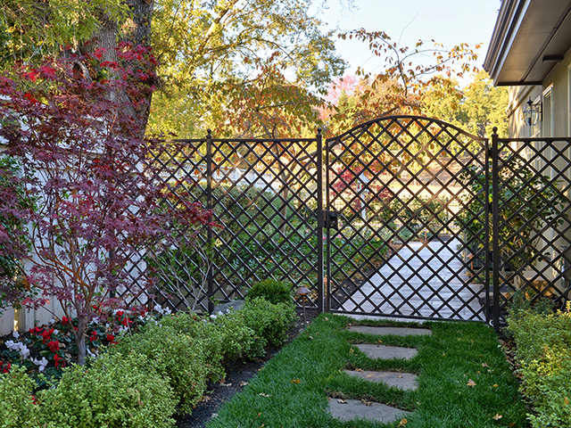 Wrought Iron Fencing & Gates